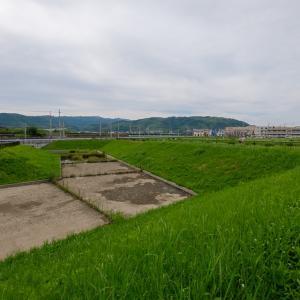 楠葉台場 [1/2] 淀川沿いに築かれた幕末期の台場・関門跡
