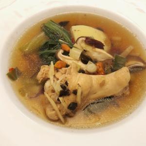 【実習薬膳レシピ】鶏肉を使ったスープ