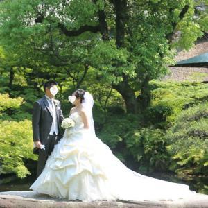 大阪『太閤園』での結婚式をご紹介しました!!