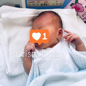 幸せ報告♡プリズムbaby誕生