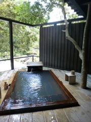 妙見石原荘の日帰りプラン 初めての訪問~温泉入浴+石蔵でのランチ