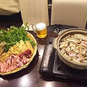 根っこを食べるせり鍋の初めての美味しさ~酒肴・蕎麦 田治