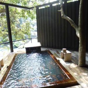 妙見石原荘の日帰りプラン・七実の湯 おひとりさま癒しの温泉三昧の旅