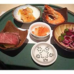 近場のホテルへ温泉気分でひとり旅 GoTo トラベルで行く由縁 新宿 レストラン夏下冬上の夕食