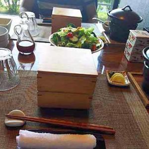 六左衛門での朝食と磯料理マルゴの黄金アジ