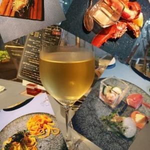 オッテモシーフードガーデンへオマール海老を食べに~緊急事態宣言前の外食