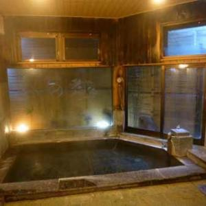 湯河原温泉 魚判~大浴場『万葉の湯』と『上総の湯』