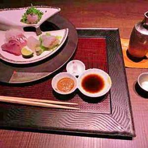 WA亭風こみち リニューアル前の宿泊記~カウンター個室での夕食