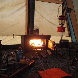 薪ストーブキャンプに興味がある方はぜひ、読んでね