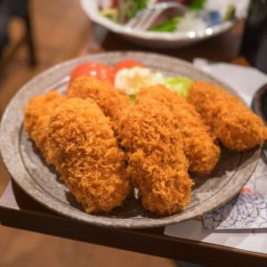 美味くてボリューミー!古風な居酒屋でいただくのは和洋折衷料理です!
