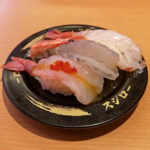 廻っていても美味いものは美味い!!こんなに美味いお寿司がこの価格でいただけるなら大満足です!!