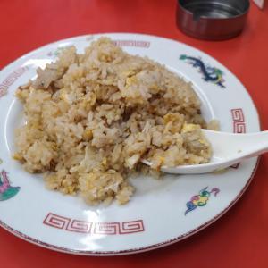 ドストライクの「炒飯」とTHEジャパニーズと評したくなるような美しい「冷やし中華」がいただけるお店です