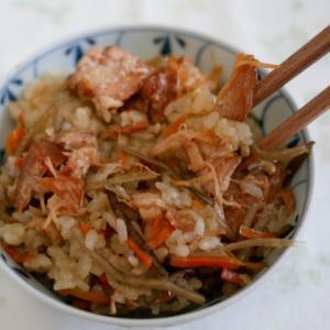 セブンの総菜だけでつくる炊き込みご飯は最高の美味しさでした!
