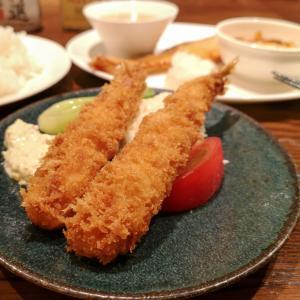 シーフード料理のメインが二皿提供されるメニューはその名も「シーフードスペシャル」!!