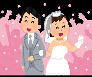 コロナの影響で結婚式中止や延期が17万組