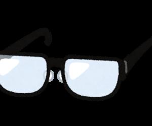 女性「えっ…!この男の人の眼鏡…太すぎ……盗撮してる?」→通報され逮捕