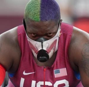 オリンピック最凶選手、現れる