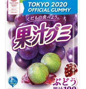 【朗報】果汁グミ、オリンピック海外選手に大人気