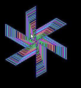 Scratch で図形の再帰プログラミング(19)