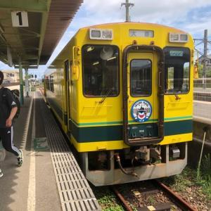 千葉県のローカル線いすみ鉄道に乗りました!