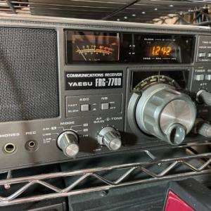 中波帯で送信テストしました!まさか合法的運用出来るとは?