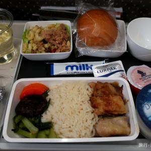 機内食 シンガポール航空(SQ620) SIN-KIX
