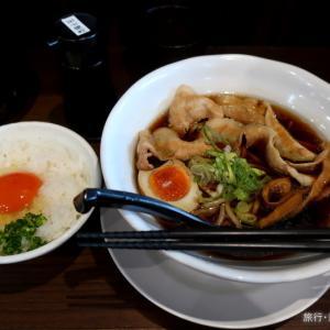 麺屋わっしょい 男の黒ラーメン (寺田町)
