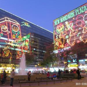 香港で過ごすクリスマス