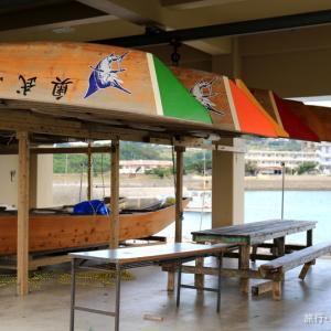 朝食を求めて、奥武島いまいゆ市場