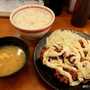 東京チカラめし 唐揚げ定食タル南蛮 (寺田町)