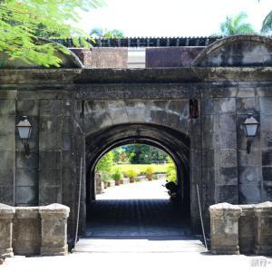 サンチャゴ要塞は要塞はどこまで続く?