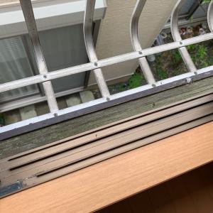 雨戸の戸走り修繕 第3弾