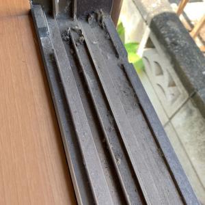 雨戸の戸走り修繕・第4弾〜開かずの窓