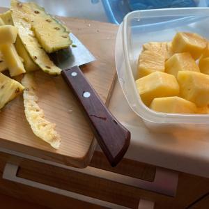 パイナップルの廃棄率とごみゼロ生活