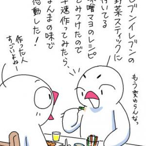 6/20  味噌マヨ