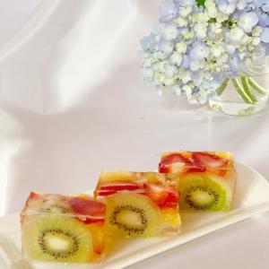 【和菓子】暑い夏にはヒンヤリ 夏和菓子