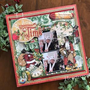 Christmas Time キット販売