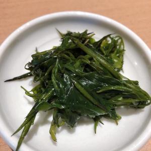 ぎばさを天ぷらにして試食してみたっ!