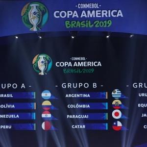 ウルグアイ、リベンジのチャンス!コパ・アメリカ、日本と同組!