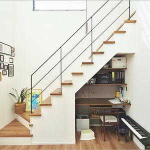 ゼロキューブ階段編④〜階段下の活用〜