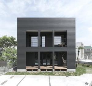 マリブ越え!?沖縄で建てるリゾートスタイル