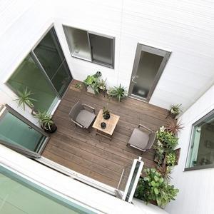 【バーチャル見学会】やわらかな光と風を感じる中庭のある家。-Part1-