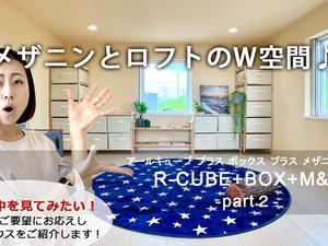 【ルームツアー】中二階とロフトのW空間!!ゆとりある暮らしを楽しむ家。-Part2-