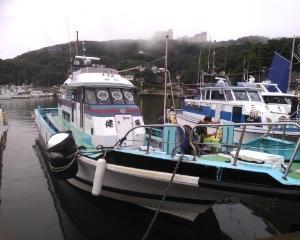 7月10日(金)、石鏡港より出船!!釣果は・・・・・・・・