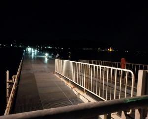 1月25日(月)、豊浜、河和を偵察