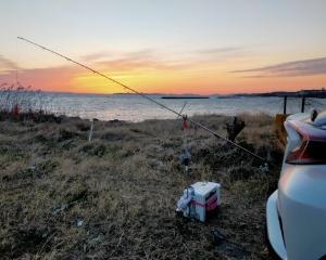 2月24日(水)、2021シーズン投げ釣り始動!南知多