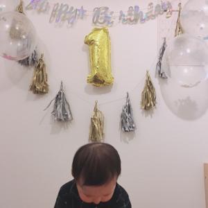 あけましておめでとうございます。1歳になりました。