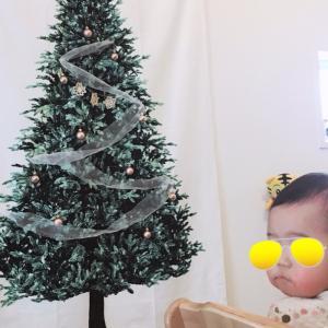 トーカイのクリスマスツリータペストリー