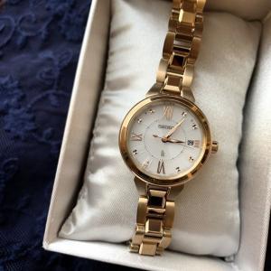 新しい腕時計♡