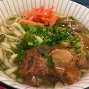 今日の麺♩